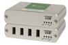 Icron USB 2.0 Ranger 2304 GE LAN, 4-port USB 2.0 Gigabit Ethernet LAN Extender System