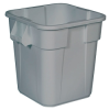 Rubbermaid Square Brute Containers -- 6439