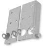 Bottom Lift and Roller Bracket,L 6 In -- 1XNB3