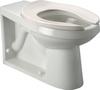 Z5637-BWL EcoVantage® HET Floor-mounted Back Spud Toilet -- Z5637-BWL -Image