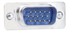 Standard Grade SVGA Cable, HD15 Male / Male, 3.0 ft -- CGSVGAMM-3 -Image