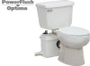 Powerflush Optima Instant Toilet System S1202