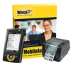 Wasp MobileAsset Standard with WPA1000II Mobile Computer and WPL305 Printer -- 633808390983