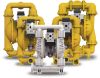 High Efficiency Air Operated Double Diaphragm Pump -- AirVantage