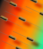 Hermetically Sealed, Precision, Ultra-High Stability, Axial Terminal Resistor -- HSP Series -Image