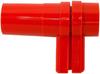 Banana Plug, Shrouded Right Angle -- 9301 - Image