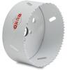 Hole Saw: bi-metal HSS-Co8, 3-3/4 inch (95mm) diameter -- 126095