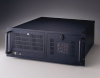 Quiet 4U Rackmount Chassis with Visual & Audible Alarm Notification -- ACP-4000 -Image