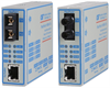 Fast Ethernet Copper to Fiber Media Converter -- FlexPoint™ 100Fx/Tx