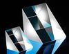 50mm, N-BK7 Laser-Line RA Prism, 633 V-Coat -- NT83-219