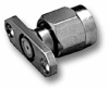 RF Coaxial Panel Mount Connector -- 5635-4CC -Image