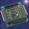 PCI-104 8-port RS-232 Serial Communication Board -- 104I-COM232-2 -- View Larger Image