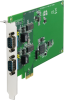 2-Port CAN-Bus PCIE card with Isolation Protection -- PCIE-1680