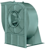 Radial-Wheel Centrifugal Fan, Series 45 -- View Larger Image
