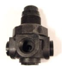Regulator, Manifold, etc Plastic Molded Regulator -- RWL-4-14-25