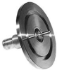BNC Coaxial Feedthrough -- Conflat Flanged