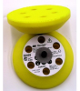 3M 20428 Disc Pad - 3 in DIA - 3/4 in Thick - 1/4 - 20 External Thread Attachment -- 051141-20428