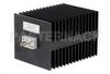 High Power 100 Watt RF Load Up To 2 GHz With BNC Female Input Square Body Black Anodized Aluminum Heatsink -- PE6041 -Image