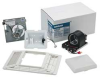 Bathroom Fan Finish Kit,70 CFM,120 V -- 655F