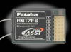 Futaba R617FS 2.4GHz 7-Channel FASST Receiver -- 0-FUTL7627