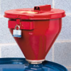 Justrite Drum Safety Funnels -- hc-17-986-56
