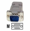 StarTech.com Crimp Connector - Serial connector - DB-9 (M) -- C9PCM