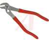5 IN. IGNITION PLIERS WITH RED CUSHION GRIP HANDLES, CARDED -- 70221530