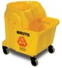 BRUTE® Institutional Mop Bucket and Wringer -- RP7590