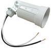 Lampholder White -- 5606-1