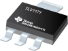 TLV1171 1-A, Positive Fixed Voltage, Low-Dropout Regulator -- TLV117125DCYR