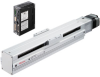 Linear Actuator (Slide) - Straight Type, X-axis Table -- EAS6X-D040-ARAS-3 -Image