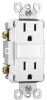 Combination Switch/Receptacle -- NTL-885TRWCC6 -- View Larger Image