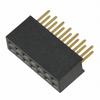 Rectangular Connectors - Headers, Receptacles, Female Sockets -- 609-3756-ND -Image
