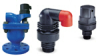 Air Intake/Discharge Valves for Water Supply Applications