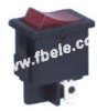 Miniature Rocker Switch -- MIRS-101 ON-OFF - Image