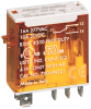 120V 50/60Hz GP Slim Line Relay -- 700-HK36A1-3-4 -- View Larger Image