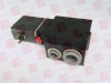"""SICK OPTIC ELECTRONIC ZSV-A4 ( (7027752)VALVE, ZSV-A4, A TO B(NO), VALVE FOR WTR1 & ZLM12, AIR-TO-BRAKE CONFIG. (NO), 9MM DIN CONN.3/8"""" & 1/4"""" PORTS, 0-65 PSI, TWO OUTPUT PORTS ) -Image"""