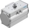 Quarter turn actuator -- DFPD-80-RP-90-RD-F0507 -Image