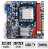 ZOTAC GF6100-E-E nForce 4 Motherboard - Mini-ITX, Socket AM2 -- GF6100-E-E