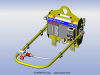 Air Powered Vacuum Lifter -- VPF-57/20-AIR - Image