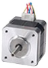 NMB TECHNOLOGIES - 17PM-K455-99VS - Hybrid Stepper Motor -- 408142