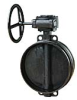Large Diameter  Butterfly Valve (Groove x Groove) Gear Operator & Options