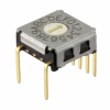 DIP Switches -- A6K-164RF-ND