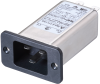 IEC Inlet Filter -- SS1-F Series - Image