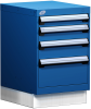 Stationary Compact Cabinet -- L3ABG-2404D -Image