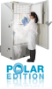 Glacier Polar Edition -86°C Ultra-low Temperature Freezer