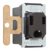 Duplex/Single Receptacle -- 1332 -- View Larger Image