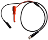 Male BNC Coaxial Test Cable RG58C/U to XH Macro-Hook and Alligator Clip -- 1021XH -Image