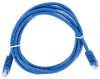 15ft CAT6A 600 MHz Snagless Patch Cable -- CAT6A-15 - Image
