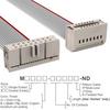 Rectangular Cable Assemblies -- M3TEK-1636J-ND -Image